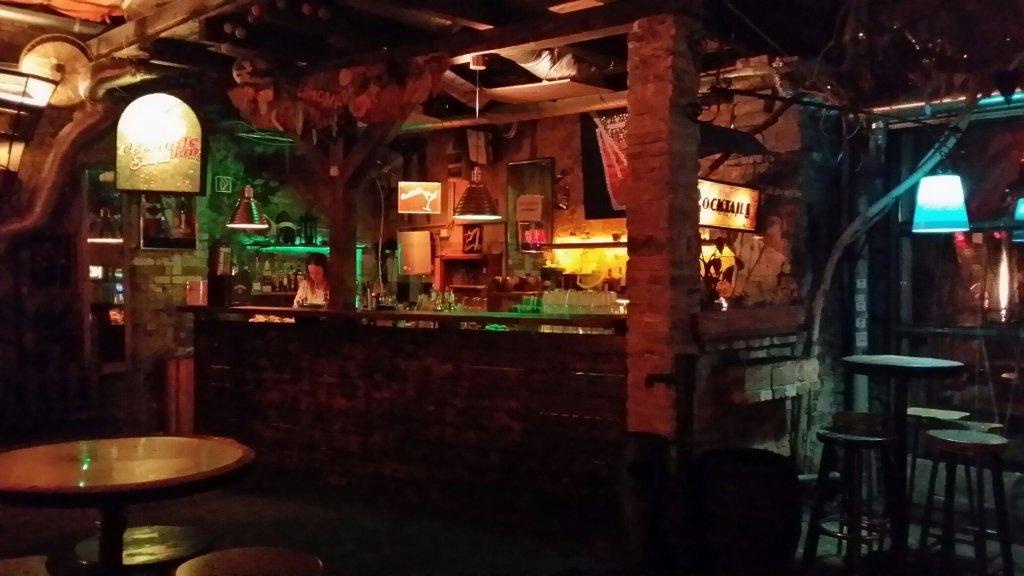 Nachtleben in Budapest mit Parties