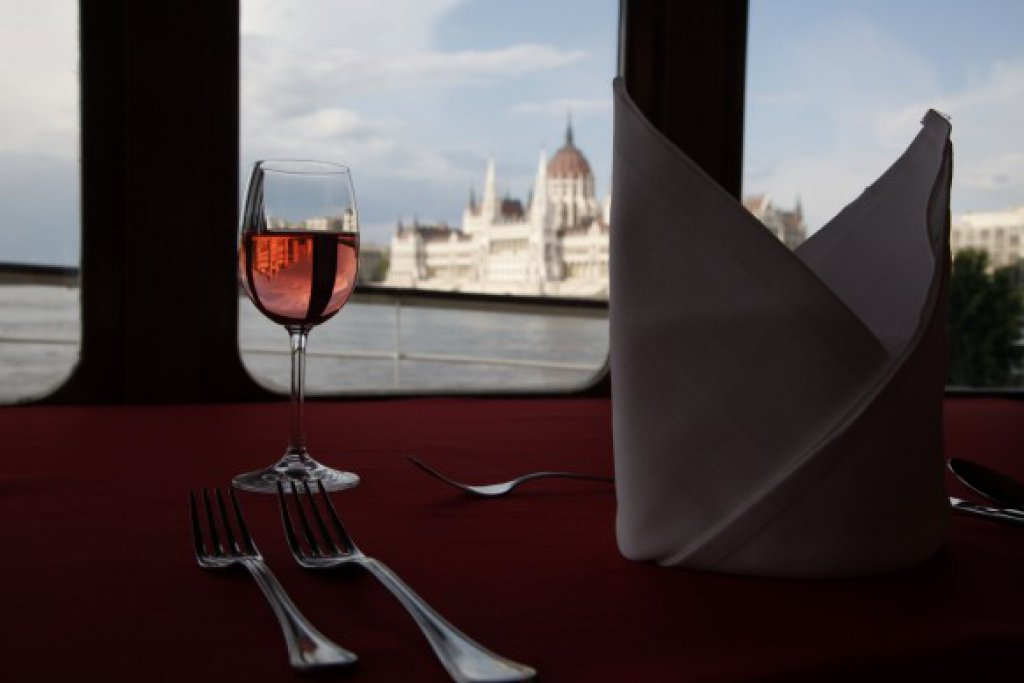 Wine & Cruise on the Danube