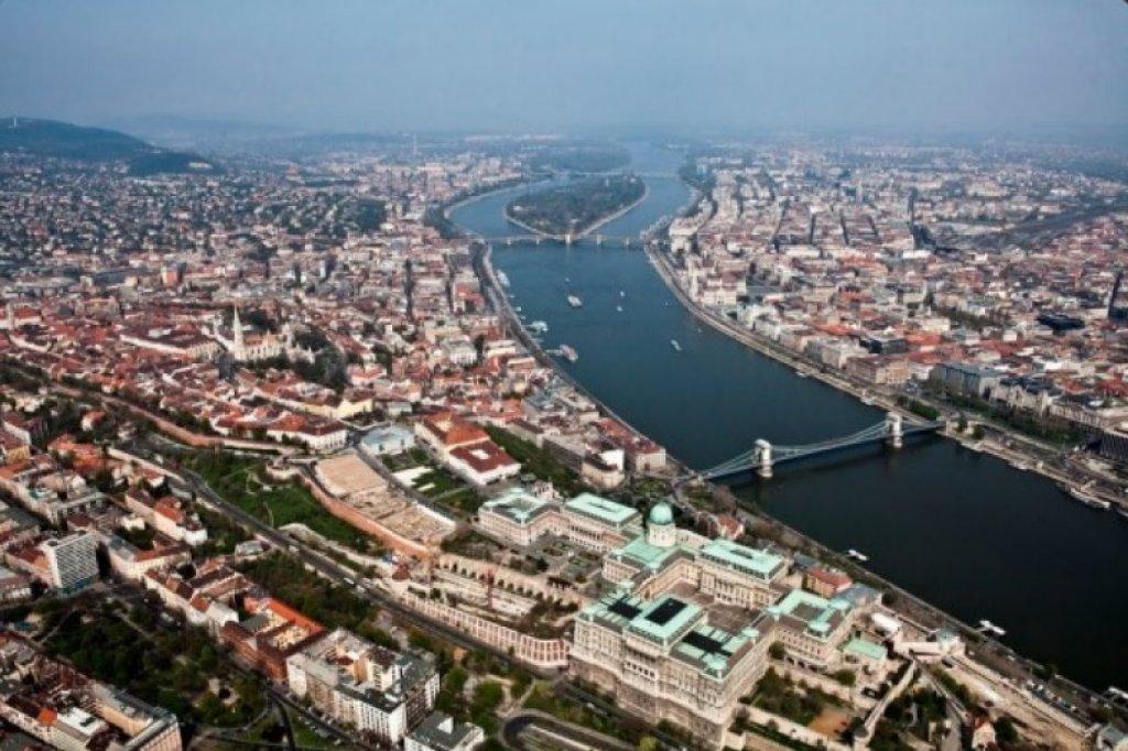 Sétarepülés Budapest felett