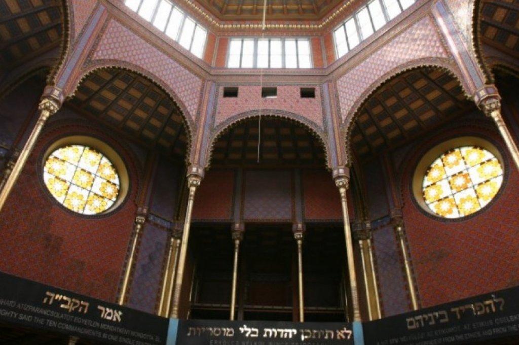 Kibővített nagy túra - három Zsinagógával