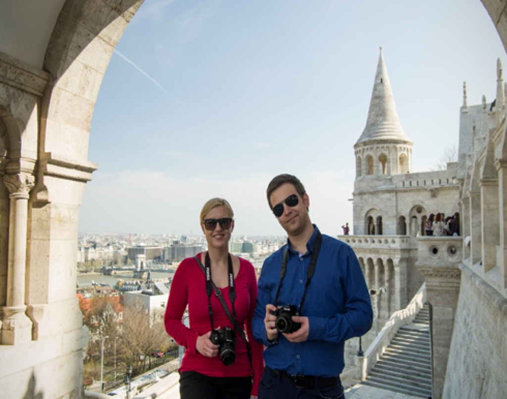 Professional Photography Tour with Training and Private Roundtrip around Budapest