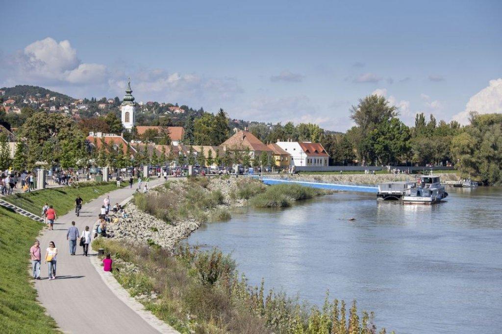 Full-Day Szentendre Cruise from Budapest