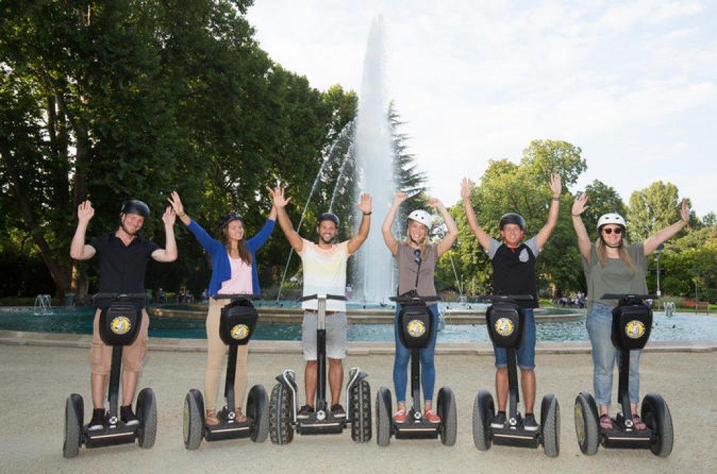 Budapest: Small Group Segway Tour