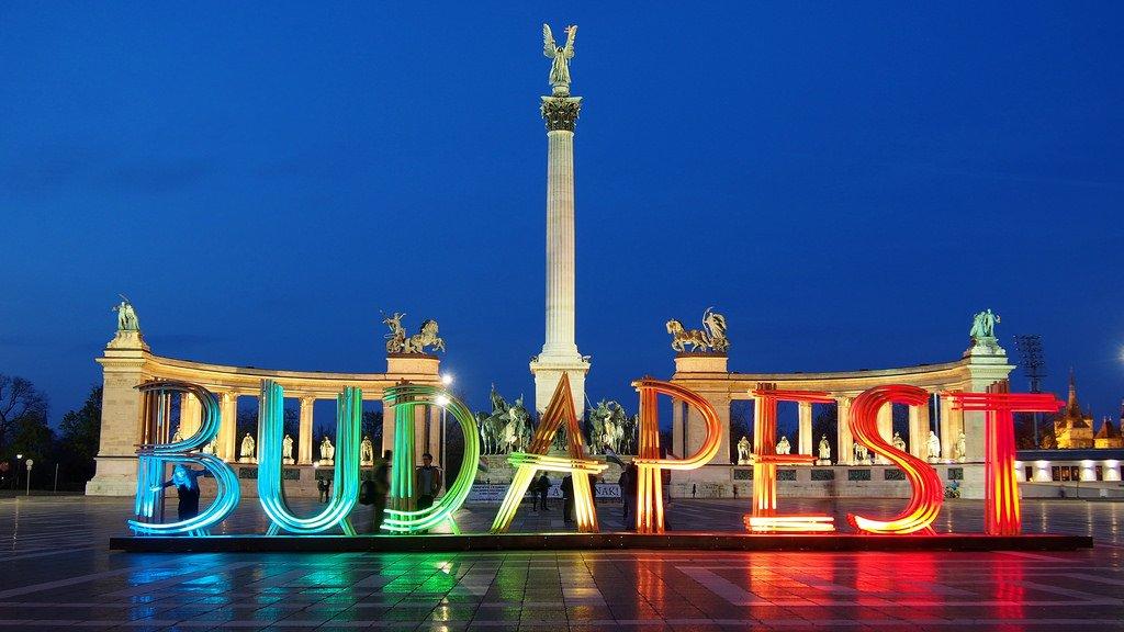 Budapest City Discovery Tour