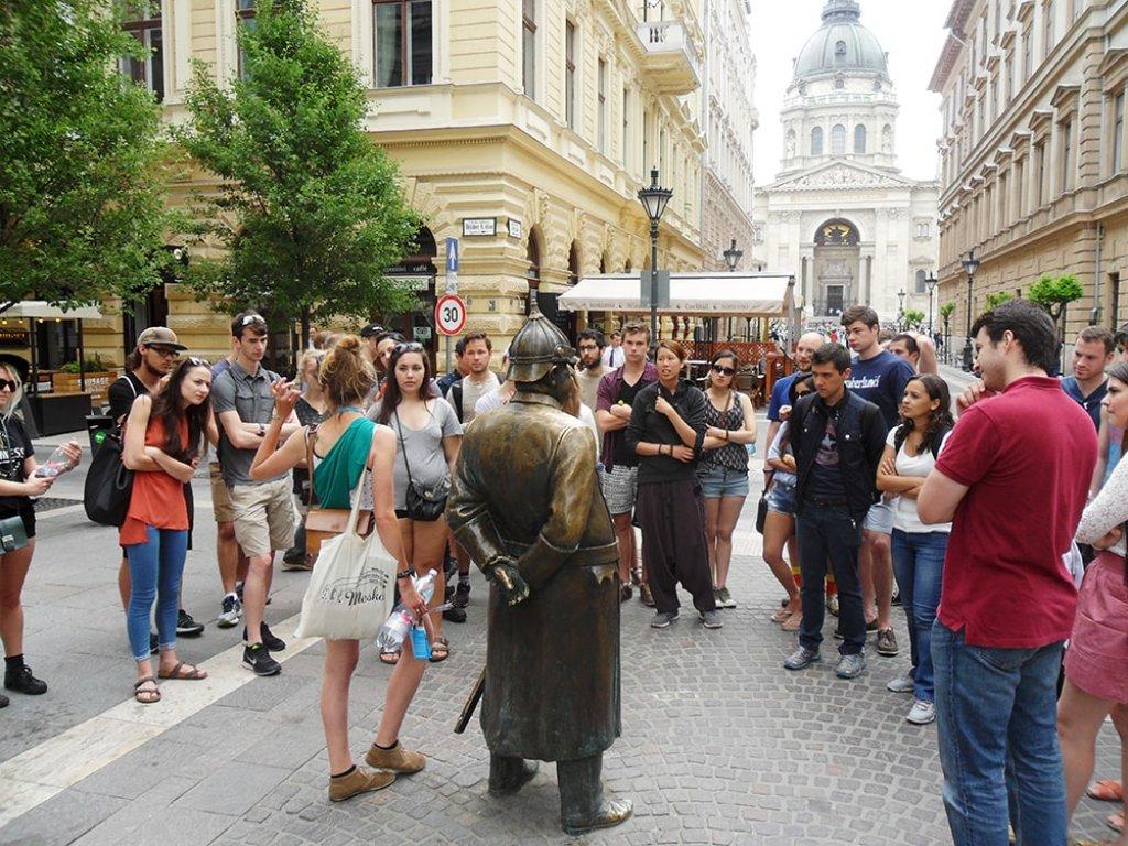 Budapest Orientation Walking Tour