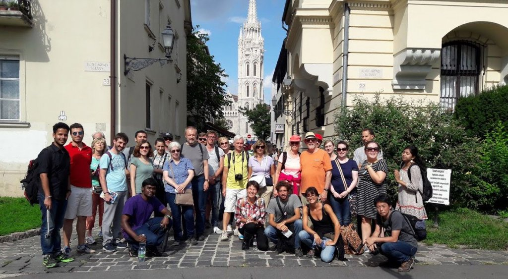 Budapest: 3-Hour Downtown Walking Tour