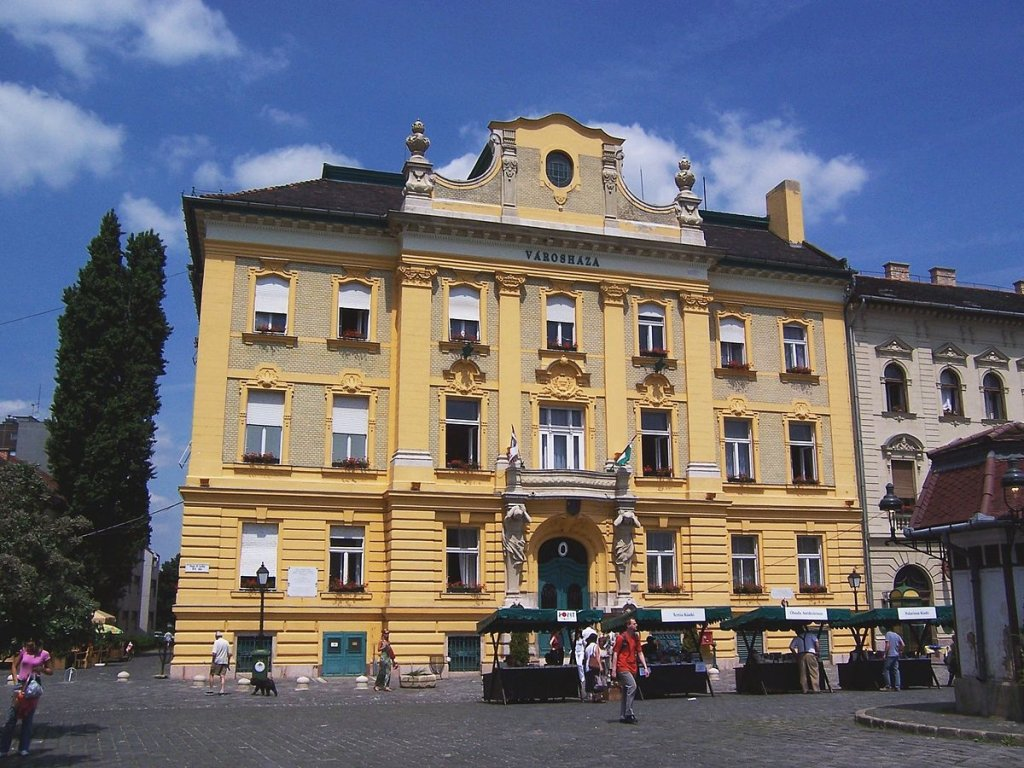 From Budapest: Óbuda, Aquincum and Szentendre 5h