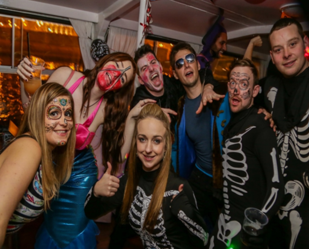 Haloween Party Cruise